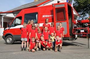 Naši nejmenší hasiči
